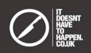 It does'nt have to happen logo